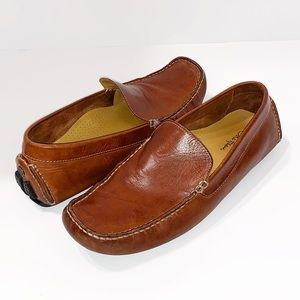 Cole Haan Venetian Leather Loafers Size 9.5